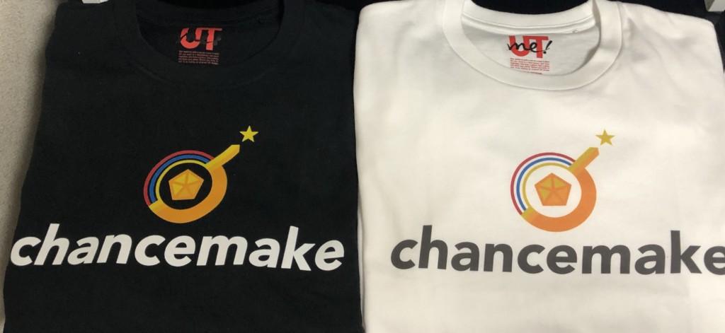 #10 chancemakeのTシャツ作ってみました!